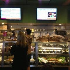 Photo taken at Sherman's Deli & Bakery by John Mark A. on 12/30/2012