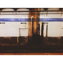 Photo taken at MTA Subway - East Broadway (F) by Roger V. on 2/24/2015