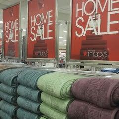 Photo taken at Macy's by Monira A. on 8/5/2013