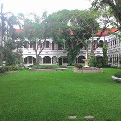 Photo taken at Hotel Majapahit by Mamok H. on 12/13/2014
