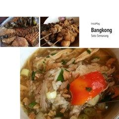 Photo taken at Soto Bangkong by Soedarsono L. on 10/4/2014