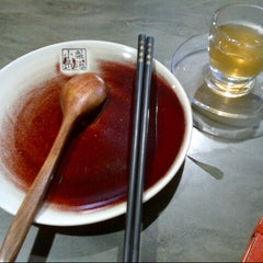 Photo taken at Xiaodiao Pear Soup(小吊梨汤) by Richard G. on 4/29/2013