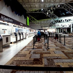 Photo taken at Nashville International Airport (BNA) by Gabe on 10/10/2012