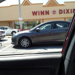 Photo taken at Winn-Dixie by Laurie G. on 3/29/2013