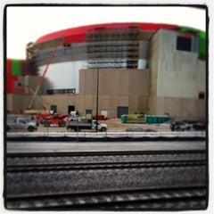 Photo taken at Pinnacle Bank Arena by Nathan P. on 1/22/2013