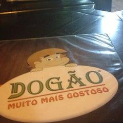 Photo taken at Dogão by DJ Lorrayne A. on 7/21/2013
