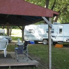 "Photo taken at Chip's Eagle Hollow Campground by Michael ""Chip"" G. on 5/15/2013"