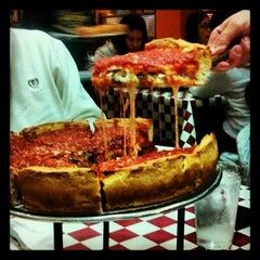 Photo taken at Giordano's by Jenna R. on 10/12/2012