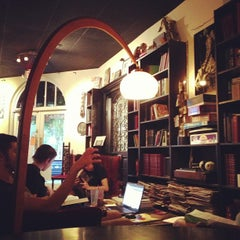 Photo taken at Solo Café by Matthew R. on 10/22/2012