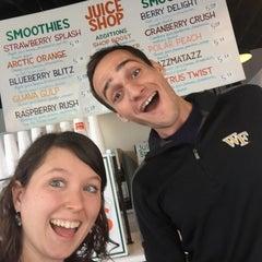 Photo taken at The Juice Shop by Jonna G. on 5/1/2015