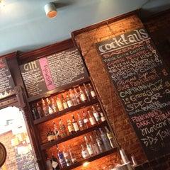 Photo taken at Bar Tonique by kat b. on 5/6/2013