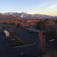 Photo taken at Salt Lake City Marriott University Park by Mike C. on 3/20/2013