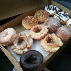 Photo taken at Every Day Is A Donut Day by South L. on 7/20/2013