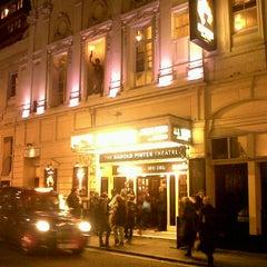 Photo taken at Harold Pinter Theatre by Paola B. on 2/4/2013