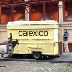Photo taken at Calexico Cart by Jesus D. on 1/11/2013