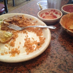 Photo taken at Los Hermanos by Marshall M. on 10/31/2014
