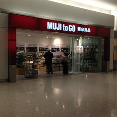 Photo taken at MUJI to Go by Marshall M. on 3/2/2013