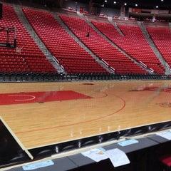 Photo taken at Viejas Arena by Matt S. on 1/13/2013