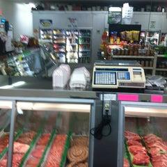 Photo taken at Jaworski's Meat Market by Steve W. on 1/28/2013
