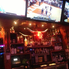 Photo taken at Wild Bill's Sports Saloon by Katie G. on 1/10/2013