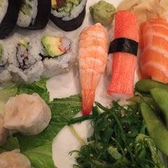 Photo taken at Nobori Sushi by Ellie K. on 4/24/2015