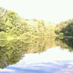Photo taken at Laurel Pond Trail by Glenn P. on 9/19/2012
