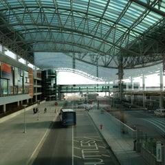 Photo taken at Gerald R. Ford International Airport (GRR) by Mike W. on 3/3/2013