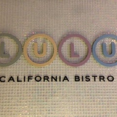 Photo taken at Lulu California Bistro by Matthew F. on 1/13/2013