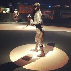 Photo taken at Negro Leagues Baseball Museum by Corey J. on 3/16/2013