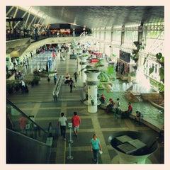 Photo taken at Aeroporto Internacional de Belém (BEL) by Vicentte F. on 5/23/2013