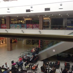 Photo taken at Mercator Grand centar by Abdulsslam Y. on 10/12/2013