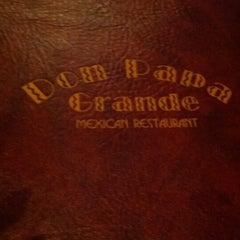 Photo taken at Don Papa Grande by Katelynn W. on 12/15/2012