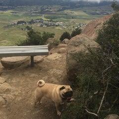 Photo taken at Bishop Peak (The Summit) by Melanie S. on 4/27/2016