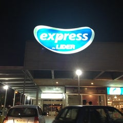 Photo taken at Express de Lider by Viviana S. on 12/9/2012