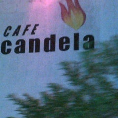 Photo taken at Cafe Candela by Gabba T. on 10/17/2012
