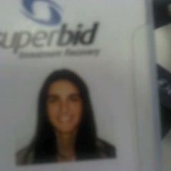 Photo taken at SuperBid - Leilão Oficial Online by Talita C. on 3/26/2012
