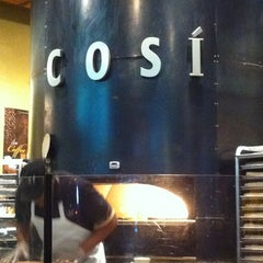 Photo taken at Così by Guy K. on 2/21/2011