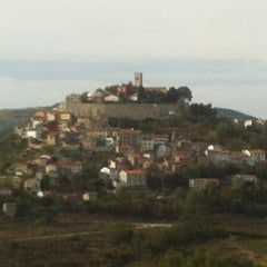 Photo taken at Motovun - Montona by denis i. on 8/26/2012
