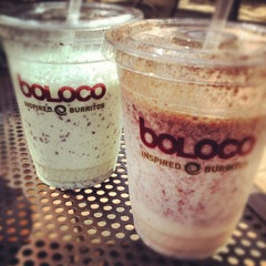Photo taken at Boloco by Chris D. on 4/16/2012