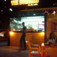 Photo taken at The Burgers on the table by Pedro L. on 1/6/2011