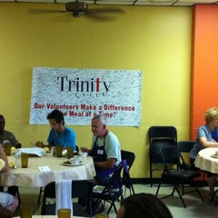 Photo taken at Trinity Cafe by @tmastersDVC on 7/14/2011