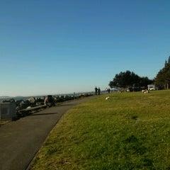 Photo taken at Marina Park by Jaime H. on 9/10/2012