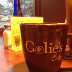 Photo taken at Colie's Cafe by Jean R. on 2/29/2012