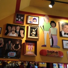 Photo taken at Dirty Frank's Hot Dog Palace by CoreyTess 🐱🐱 T. on 1/19/2012