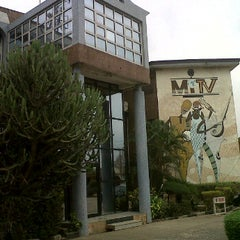 Photo taken at MiTV by Lahdé O. on 2/2/2012