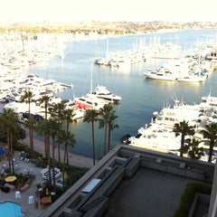 Photo taken at Marina Del Rey pier by @RalphPaglia #. on 6/14/2011