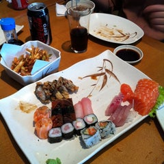Photo taken at Sushi Koba by Luis A. on 9/22/2011