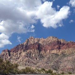 Photo taken at Red Rock Canyon National Conservation Area by Tracy H. on 8/25/2012