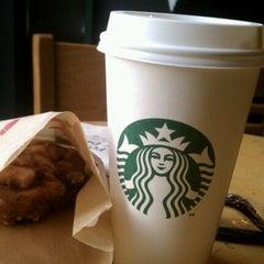 Photo taken at Starbucks by Dan on 1/8/2012