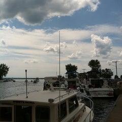 Photo taken at Sylvan Beach Amusement Park by Kimberly on 8/13/2011